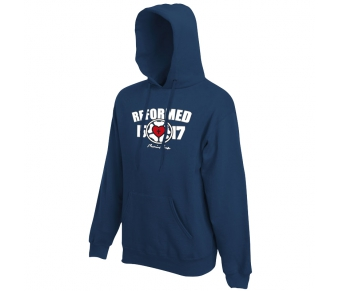 Classic Hooded Lutherrose navy