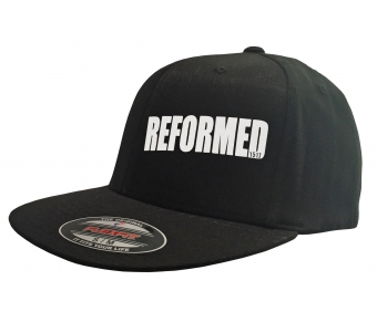 Flexfit Flatpeak Cap black