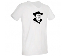 T-Shirt Luther white